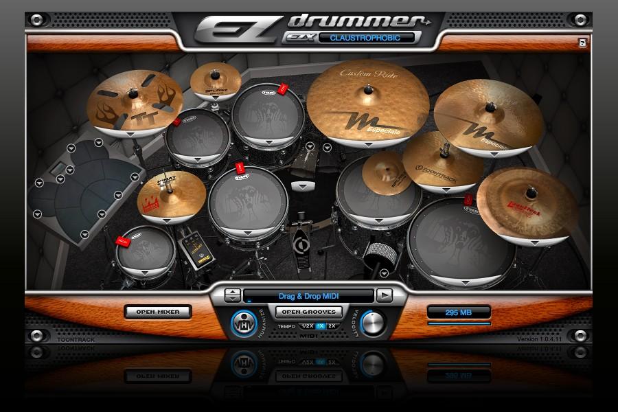 Vst скачать торрент drum machine